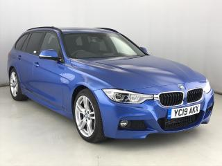 BMW 3 Series 318d M Sport Touring 2019, 11452 miles, £19888