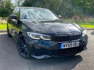 BMW 3 Series M340i xDrive Saloon Shadowline Plus 2019, 6500 miles, £42999