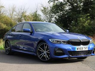 BMW 3 Series 320i M Sport Saloon M Sport Plus Pack Tech Pack 2019, 1500 miles, £31950