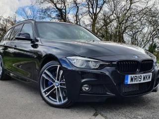 BMW 3 Series 330d xDrive M Sport Shadow Edition Professional Media Package 2019, 11370 miles, £33962