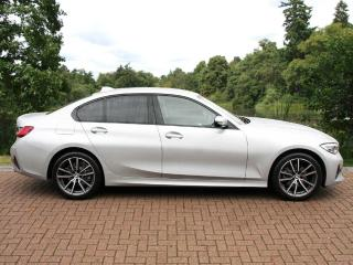 BMW 3 Series 320d Sport Saloon HEATED LEATHER & SUN PRO GLASS 2019, 11979 miles, £23950