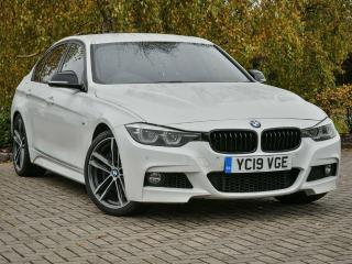 BMW 3 Series 340i M Sport Shadow Edition Saloon AT 2019, 11771 miles, £28888