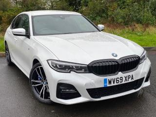 BMW 3 Series 320i M Sport Saloon Demonstrator 2019, 1500 miles, £30999