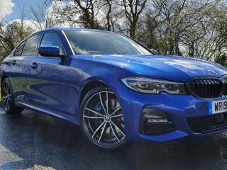 BMW 3 Series 2.0 320d M Sport Sport Auto s/s 4dr Demonstrator coming soon 2019, 5000 miles, £32950