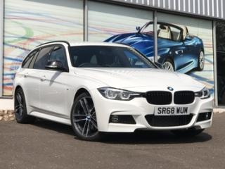 Jan 2019 BMW 3 Series 318d M Sport Shadow Edition Touring