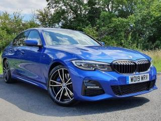 BMW 3 Series 320d M Sport Saloon M Sport Plus Package 2019, 11313 miles, £31950