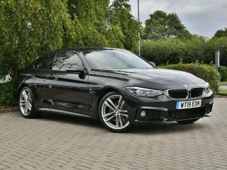 BMW 4 Series 420i M Sport Coupe 2019, 110 miles, £32800