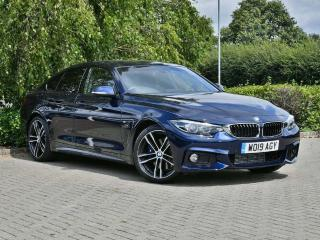 BMW 4 Series 420d M Sport Gran Coupe 2019, 4952 miles, £25999
