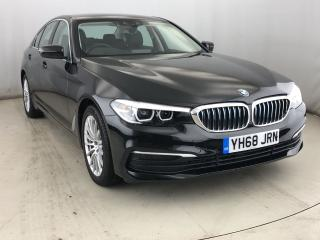 BMW 5 Series 530e SE Saloon 2019, 452 miles, £29999