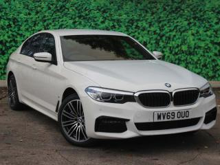 BMW 5 Series 530e M Sport iPerformance Saloon Comfort package 2019, 10 miles, £44394