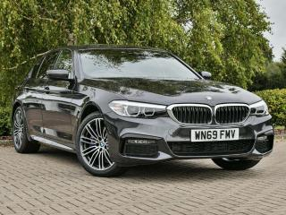 BMW 5 Series 530e M Sport iPerformance Saloon 2019, 99 miles, £51600