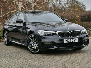 BMW 5 Series 530e M Sport iPerformance Saloon 2019, 2040 miles, £31999