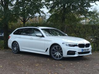 BMW 5 Series 530d M Sport Touring Comfort Package M Sport Plus 2019, 99 miles, £44995