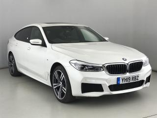 BMW 6 Series Gran Turismo 640i xDrive M Sport GT M SPORT+,TVs, HEAD UP, TOW BAR 2019, 8000 miles, £36950