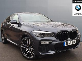 BMW X6 xDrive30d M Sport 5dr Step Auto Estate 2019, 1980 miles, £71490
