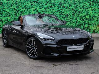 BMW Z4 Z4 sDrive30i M Sport M Sport Plus package 2019, 2899 miles, £32995