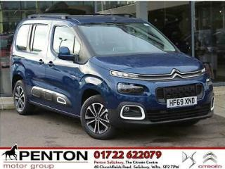 2019 Citroen Berlingo 1.2 PureTech Flair s/s 5dr M