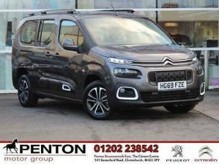 2019 Citroen Berlingo 1.2 PureTech Flair s/s 5dr XL