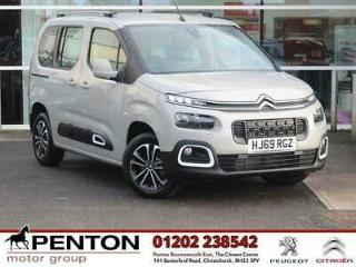 2019 Citroen Berlingo 1.5 BlueHDi Flair 5dr M