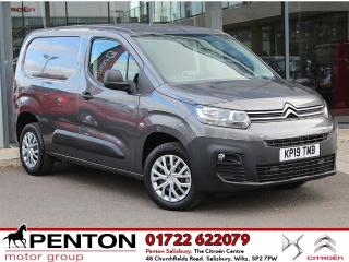 Citroen Berlingo 2019, 10 miles, £11990