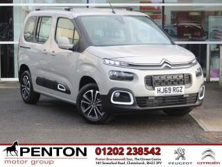 Citroen Berlingo 2019, 10 miles, £16990