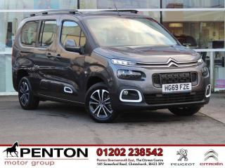 Citroen Berlingo 2019, 10 miles, £18990