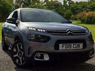 2019 Citroen C4 Cactus 1.5 BlueHDi 120 Flair EAT6 5dr Diesel Hatchback Auto Hatc