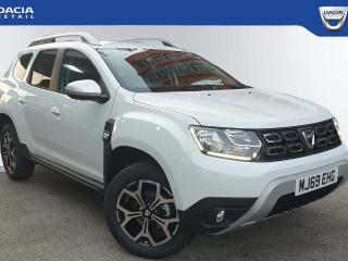 Dacia Duster Prestige TCe 150 4x2 MY19 Ask about next day delivery 2019, 10 miles, £14500