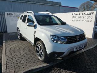 Dacia Duster 1.3 TCe Prestige SUV 5dr Petrol s/s 150 ps AS NEW DELIVERY AVAILABLE 2019, 13 miles, £14500