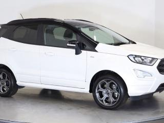 Ford EcoSport 1.0 EcoBoost 125 ST Line 5dr Auto SUV 2019, 3000 miles, £17854