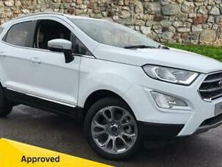 2019 Ford EcoSport 1.0 EcoBoost 125 Titanium 5dr Automatic Petrol Hatchback