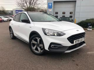 2019 Ford Focus 1.5 EcoBoost 150 Active Auto 5dr