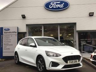 Ford Focus 1.0 EcoBoost 125 ST Line 5 door Hatchback 2019, 2478 miles, £15998