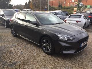 Ford Focus ST LINE Hatchback 2019, 1250 miles, £18000