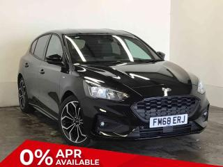 Ford Focus 1.0 EcoBoost 125 ST Line X 5 door Hatchback 2019, 9622 miles, £16989
