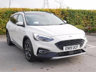 Ford Focus 1.0 EcoBoost 125 Active X 5dr Estate 2019, 804 miles, £19499