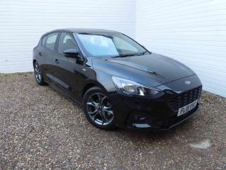 Ford Focus 1.0 EcoBoost 125 ST Line 5 door Hatchback 2019, 7884 miles, £16700