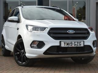 Ford Kuga 2.0TDCi ST Line 5dr 6Spd 150PS Four Wheel Drive 2019, 7009 miles, £20298