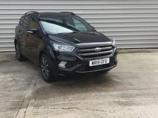 Ford Kuga 1.5 EcoBoost ST Line 5dr 2WD FourByFour 2019, 9096 miles, £17499