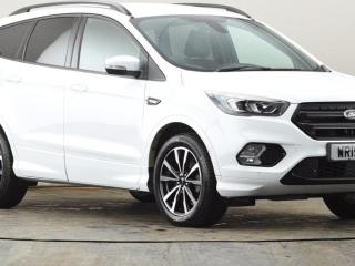 Ford Kuga 1.5 EcoBoost ST Line 5dr 2WD FourByFour 2019, 6134 miles, £17499