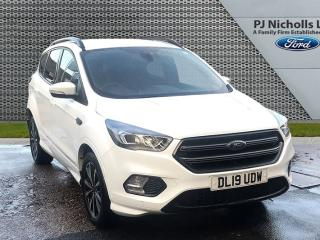 Ford Kuga 1.5 EcoBoost 176 ST Line Edition 5dr Auto SUV 2019, 13000 miles, £20918