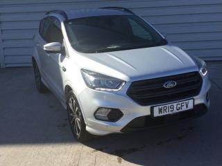 Ford Kuga 1.5 EcoBoost ST Line 5dr 2WD FourByFour 2019, 9812 miles, £17999