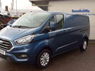 Ford Transit Custom 2019, 4120 miles, £24000