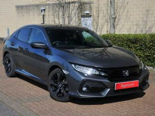 Honda Civic 1.0 VTEC TURBO EX 5 Door Hatchback 2019, 2000 miles, £24035
