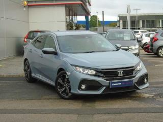 Honda Civic 1.6 i DTEC 120ps SR s/s 5 Door Hatchback 2019, 13744 miles, £15260
