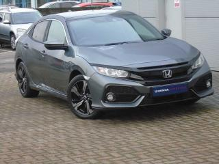Honda Civic 1.6 i DTEC 120ps EX s/s 5 Door Hatchback 2019, 11361 miles, £16491