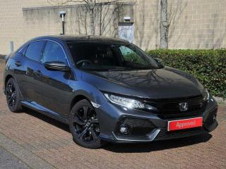Honda Civic 1.6 i DTEC 120ps EX Tech Pack Hatchback 2019, 5000 miles, £19998