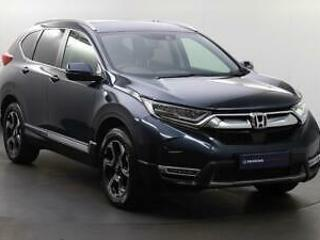 2019 Honda CR V 1.5 VTEC TURBO SR 4WD 5 Door Petrol blue CVT