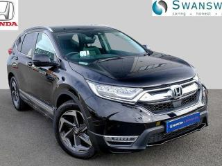 Honda CRV 1.5 VTEC TURBO EX 4WD 5 Door Estate 2019, 8000 miles, £32995