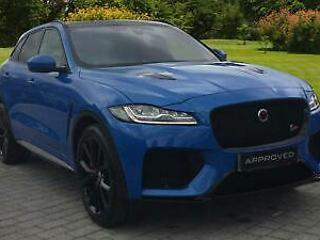 2019 Jaguar F Pace 5.0 Supercharged V8 SVR 5dr Auto AWD Petrol Estate Estate Pet